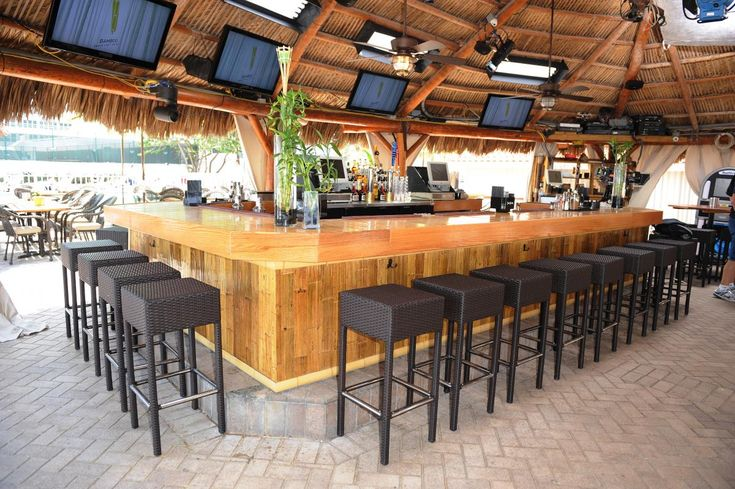 Luau Polynesian Catering Service Miami Fort Lauderdale: 9 Best Images About Tiki Bar On Pinterest