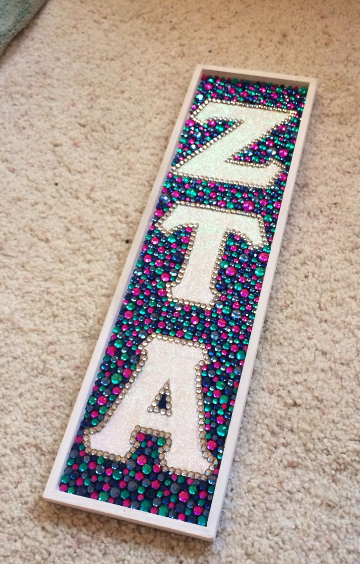 Rhinestone jewels for crafts - Zta Rhinestone Board That I Made For My Little