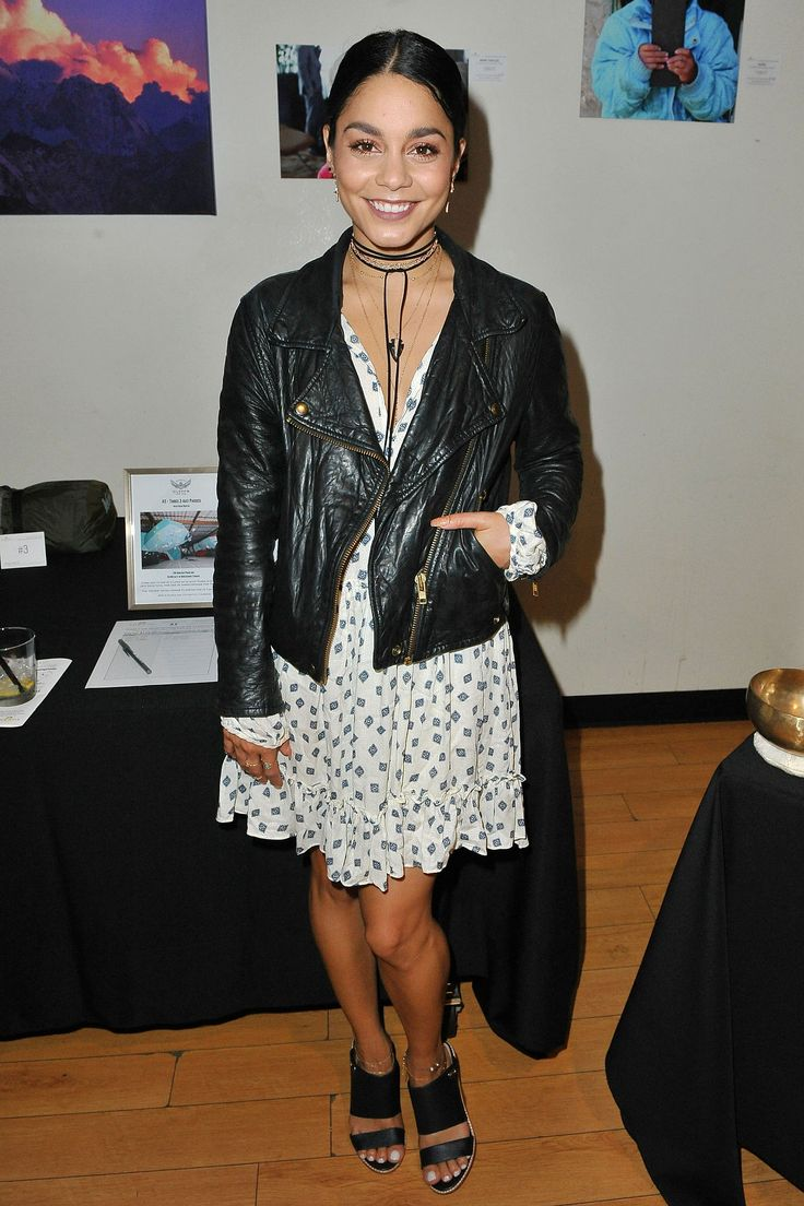 Vanessa Hudgens  attends Cloud Forest Institute hosts an evening with Ed Viesturs at Writer's Boot Camp on June 7, 2016 in Santa Monica, California