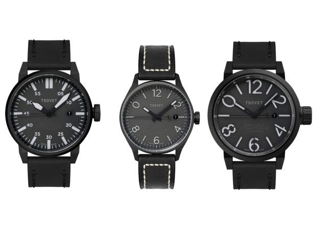 The minimalist watch brand launches their first collection with automatic movement.