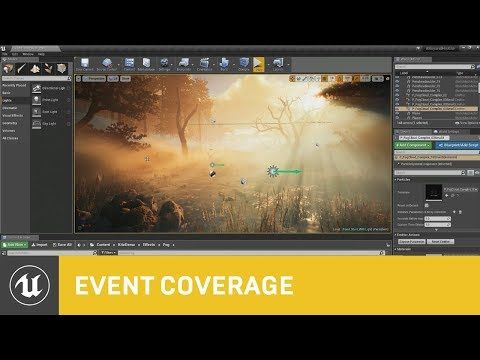 This session by Epic's Sjoerd De Jong covers the latest