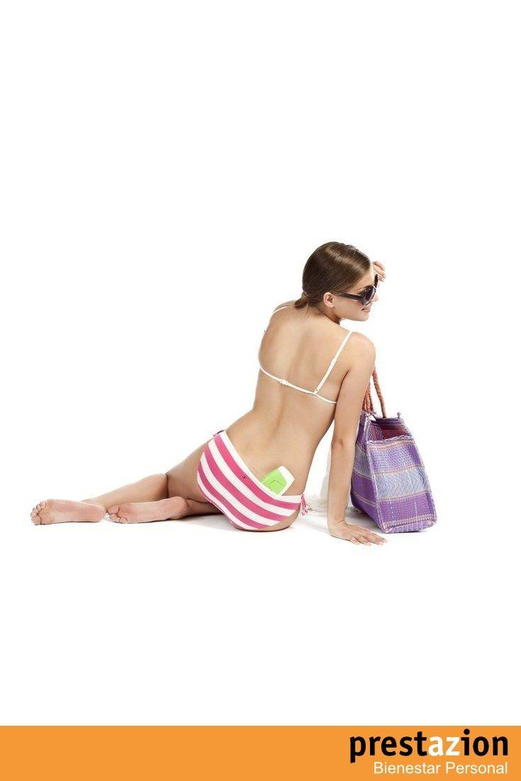 silk n glide depiladora de luz pulsada 50.000 pulsaciones operacion bikini