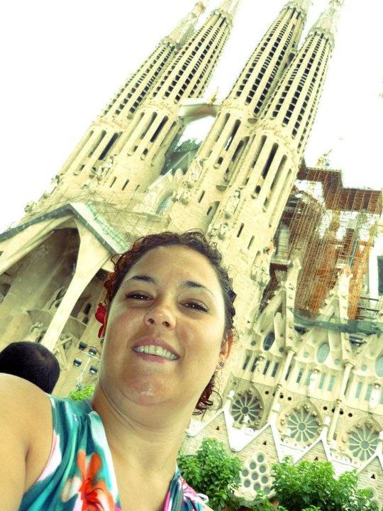 Barcelona, juli 2010, de derde Unesco Werelderfgoed-locatie op mijn lijst