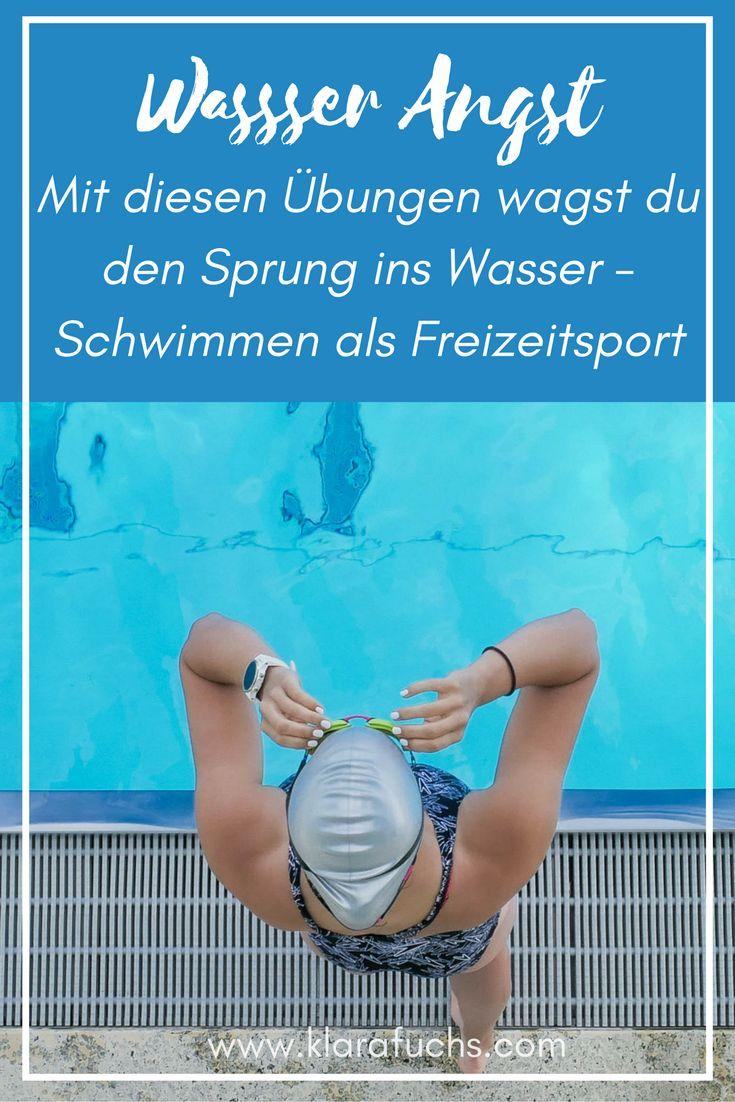 Du möchtest Schwimmen oder Kraulen lernen, aber traust dich noch nicht richtig? Hier lernst du, wie du dich zunächst ans Wasser gewöhnst und wie du anschließend die Kraultechnik erlernen kannst. Viel Spaß beim Ausprobieren und beim Erlernen der Kraultechnik. // www.klarafuchs.com