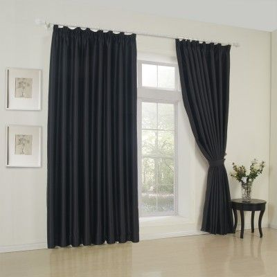 1000+ images about Curtains on Pinterest | Grey blackout curtains ...