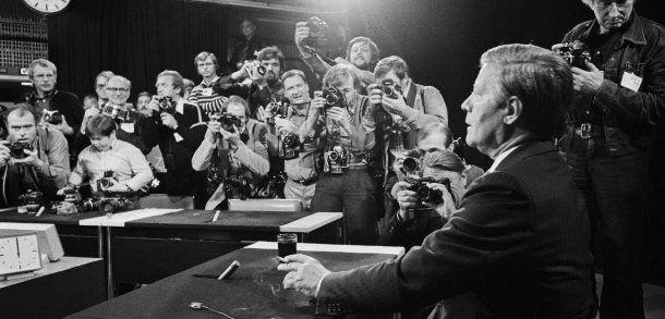 Helmut Schmidt: Der Medienkanzler