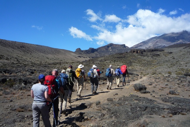 Trek vers le Mont Meru, avant l'ascension du Kilimandjaro. #tanzania #kili