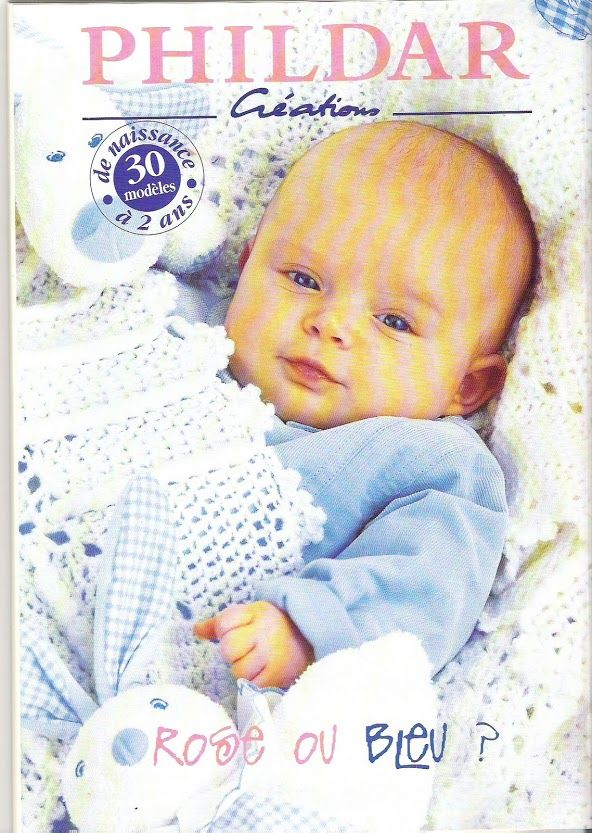 150 Best Phildar Patterns Images On Pinterest Baby Knitting Knits