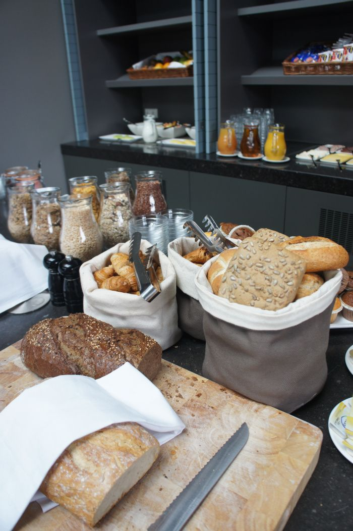 Breakfast At Hotel De Hallen Amsterdam Breakfast Bread