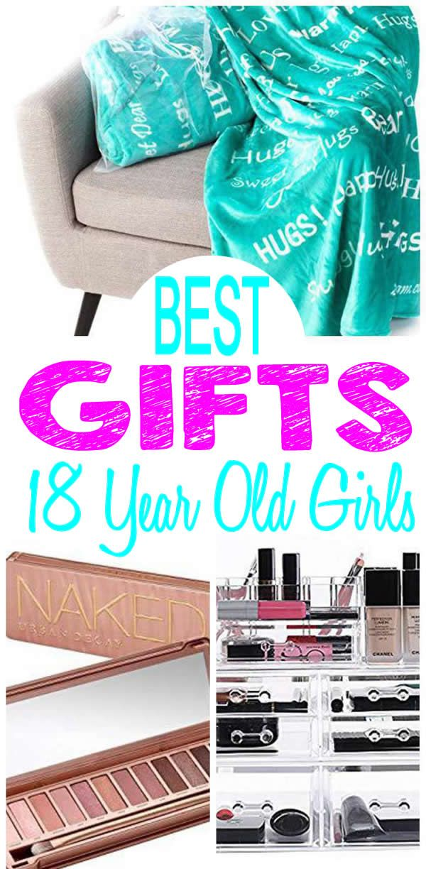 TOP Gifts 18 Year Old Girls Will Love Find Trendy And Popular Eighteen Want Check Out These Christmas Or 18th Birthday