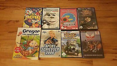 sparen25.deAcht PC Spiele Kinder und Jugendliche tw. eingeschweißtsparen25.info , sparen25.com