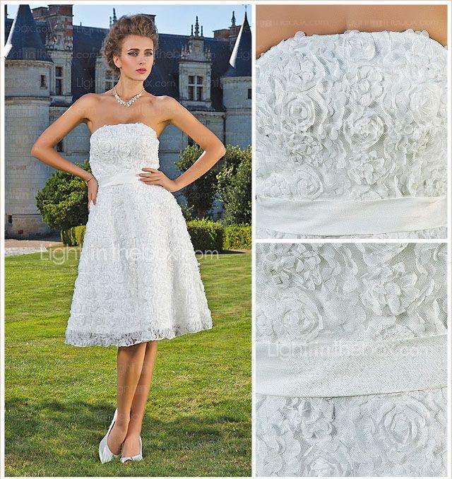ARBA - Kleid für die Braut aus Spitze