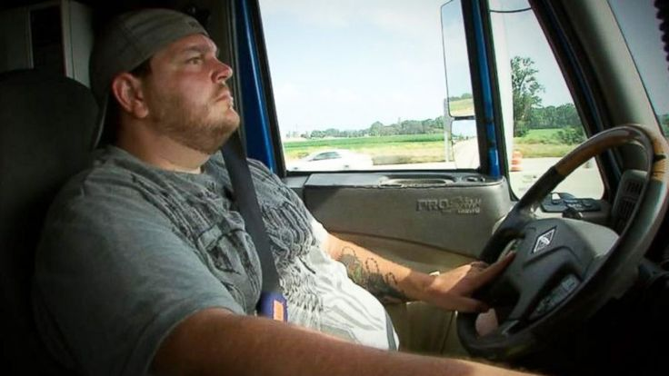 Truck Driver Lays Down the Law to Police Trooper.