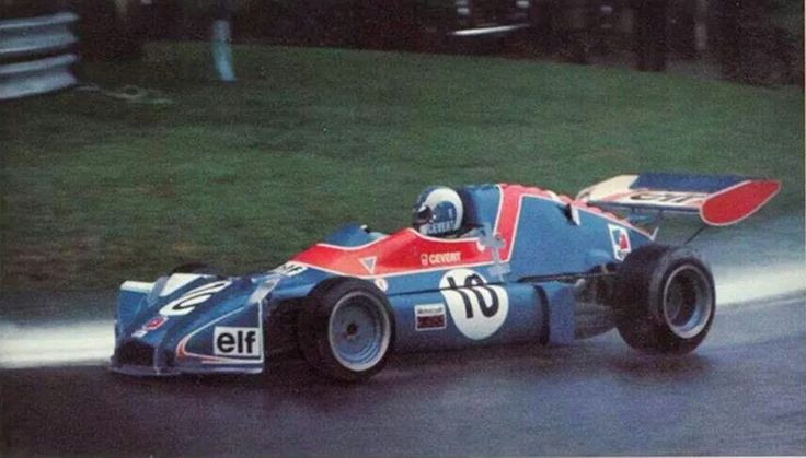 François Cevert - Elf 2 (Alpine A367) Cosworth BDA - Elf Coombs Racing - XXXIII…