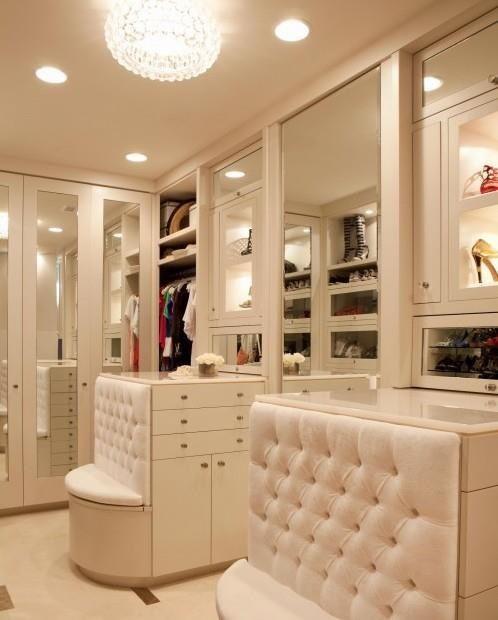 Beautiful closet i you pinterest for Amazing closets