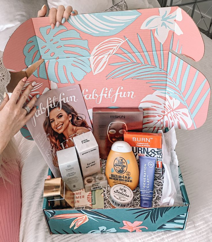 Fabfitfun discover products for a life well lived fab
