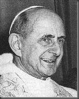 Una fede umile e forte, di Paolo VI