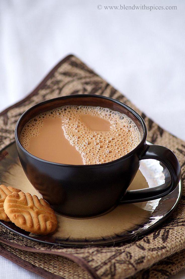 Allam Tea - Adrak Chai Recipe - Indian Ginger Cardamom Tea Recipe   Indian Cuisine