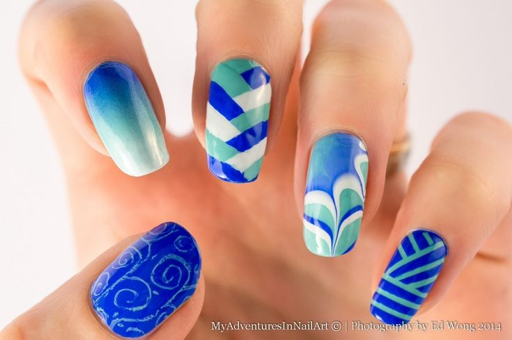Adventures in Nail Art #nail #nails #nailart