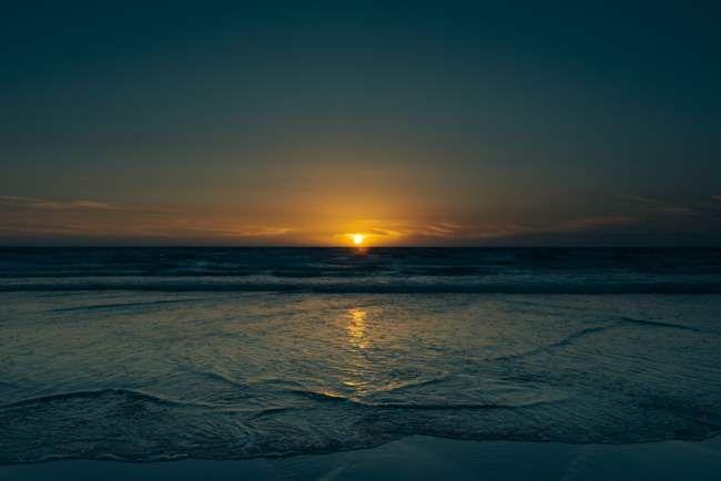 Newquay Sunset - J-photo.co.uk