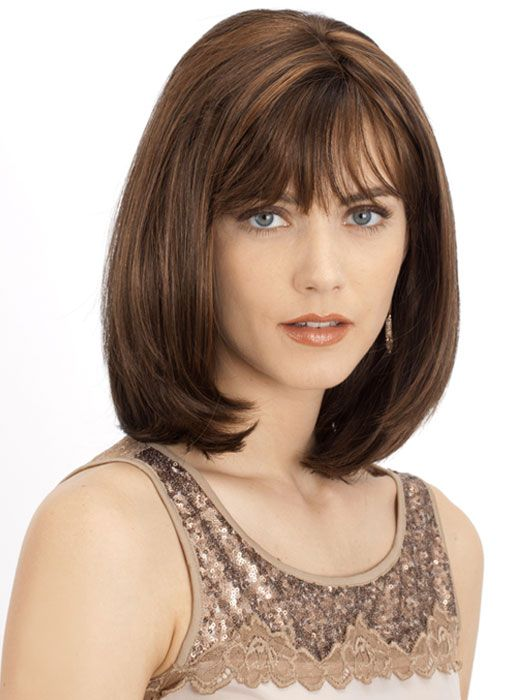 med length haircuts with bangs 163 best images about hair on bobs hair 3126