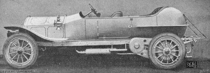 Mr. Gordon Watney's Smart and Stylish 75 H.P. Mercedes | The Old Motor