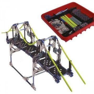 K'NEX-set - Bruggen bouwen