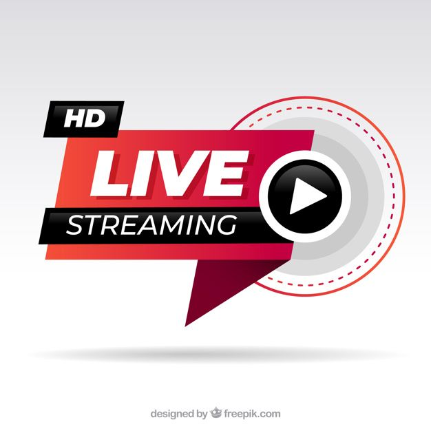 Live Streaming Background Live Streaming Youtube Logo Streaming