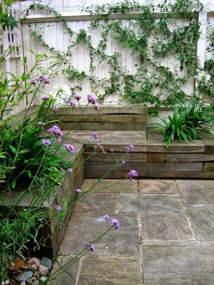 Corner Seating Area in Garden | Outdoor Areas