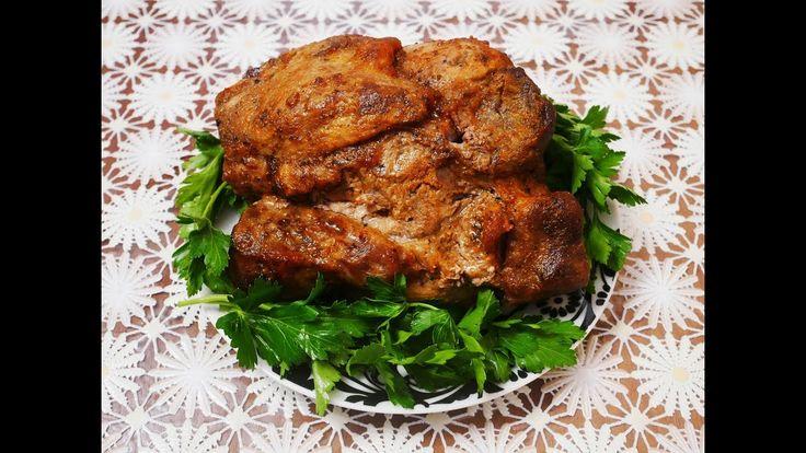 ПАСТРОМА из свинины МЯСО в духовке ВКУСНОЕ НЕЖНОЕ АРОМАТНОЕ мясо СВИНИНА...