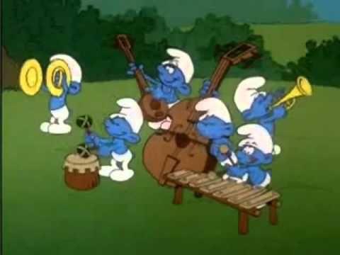 Happy Birthday, Smurfs Style!