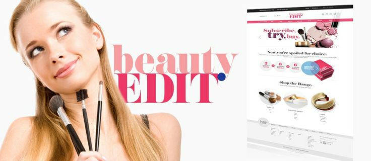 Beauty EDIT is yours. A little parcel of beauty surprises to look forward to, experience and enjoy.    We want to get to know you and match beauty to you. At Beauty EDIT, we're passionate about discovering the latest in beauty, sharing our knowledge, then editing a selection of products which are suited to your needs.  www.beautyedit.com.au