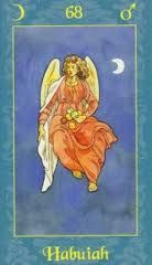 Ángeles Shariel: El ángel del día 26 de Mayo: Habuiah