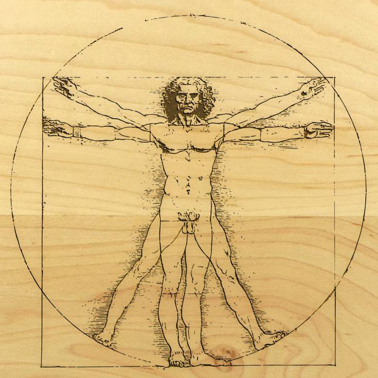 картинка леонардо да винчи человек в круге марченко вела