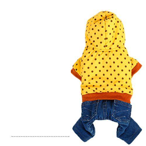 Aus der Kategorie Verkleidungen & Kostüme  gibt es, zum Preis von   Haustier Kleidungsstile:Mantel<br/> Haustier Kleidungsstil:Freizeit<br/>