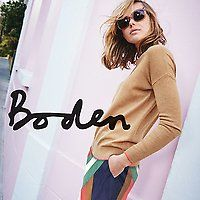 Up to 50% Off Sale, Up to 70% Off Clearance + Free Shipping   Boden: Coupon: 3M7K #coupons #discounts