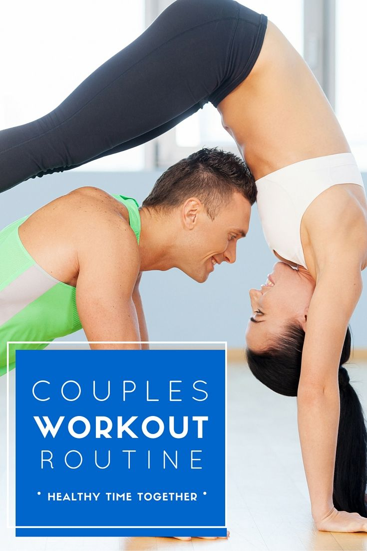 What's better than when your partner in life turns out to be your partner in the gym? A workout that works for you BOTH! Learn more with Expert Katie Keene.  #Romantic #TimeTogether