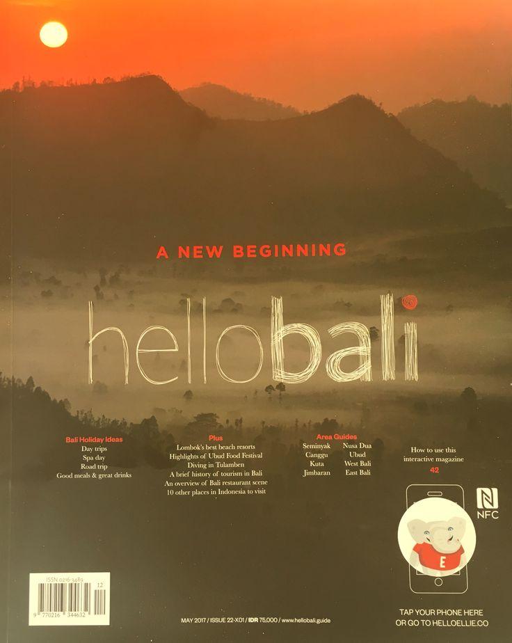 Hello Bali Magazine: May 2017 Vol. 22 No. x01