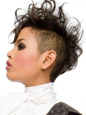 Hair Styles For Long Hair 187 Blog Archive 187 Edgy Short Hair
