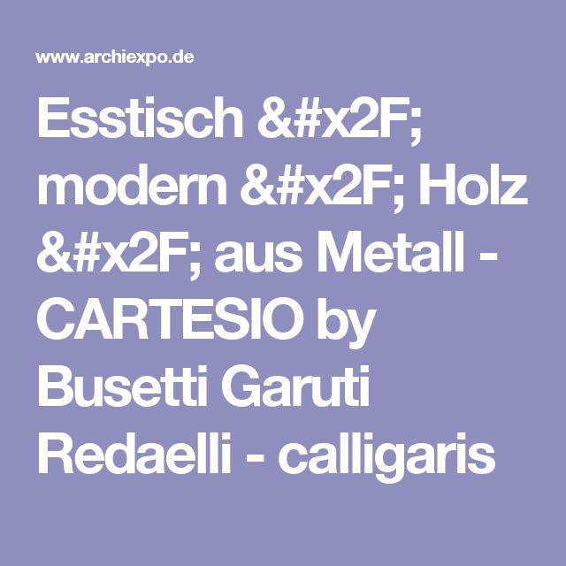 17 best ideas about esstisch holz metall on pinterest | tischbeine, Esstisch ideennn