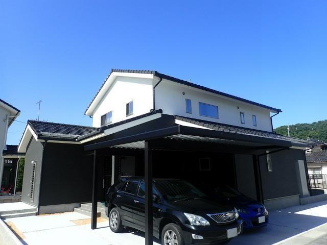 工務店:プラスホーム「2世帯同居を見据えた広々リビングと本格和室の住まい」