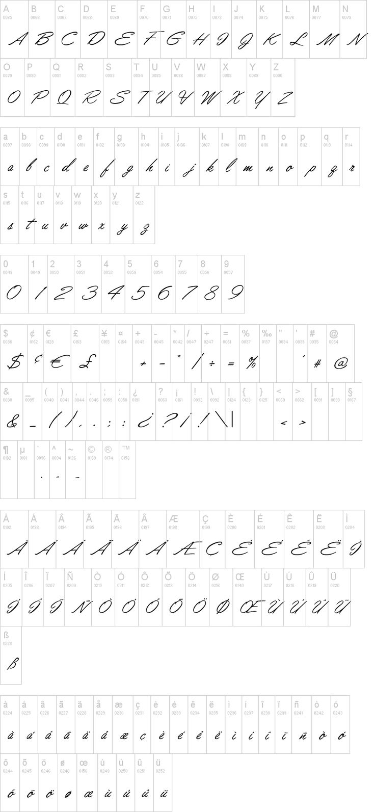 Free lisbon script dafont fonts pinterest