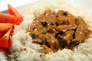 Beef Stroganoff Recipe - Pretty impressed but I'd reduce the amount of Sour Cream a little.