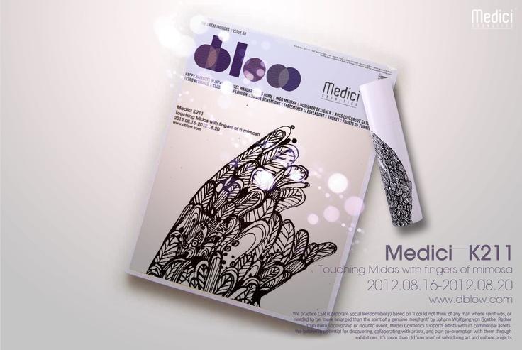 """www.medici.so [Medici movement] """"Medici x dblow(dbloe.com)"""""""