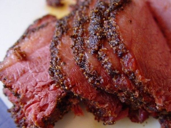 Use a commercially brined corned beef
