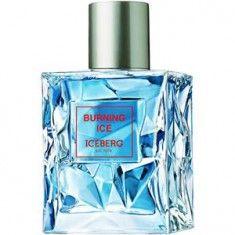 Iceberg Herrendüfte Burning Ice Eau de Toilette Spray  100 ml