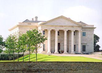 Tusmore House Oxfordshire