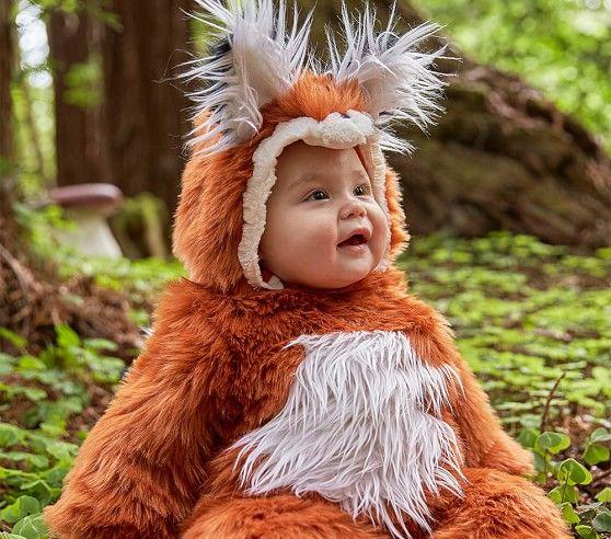 Woodland Baby Fox Costume Fox Costume Baby Fox Baby