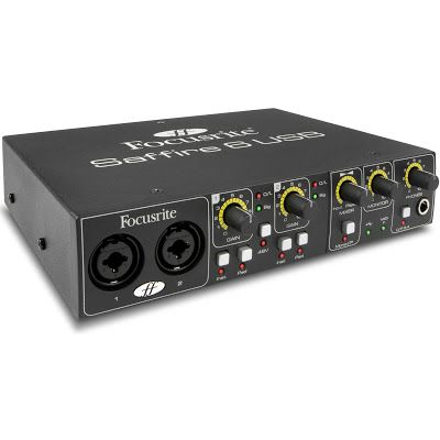 The Best Audio Interface for Recording under $200