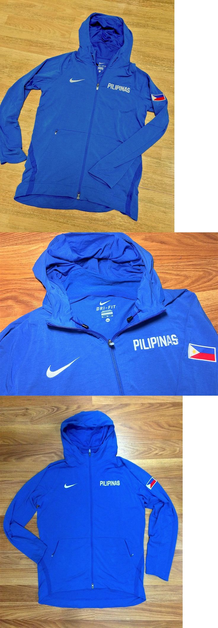 Olympics 27291: Rare Nike Philippines Basketball Team Hyper Elite Hoodie Gilas Pilipinas Fiba Xl -> BUY IT NOW ONLY: $149.99 on eBay!